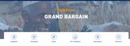 Grand Bargain
