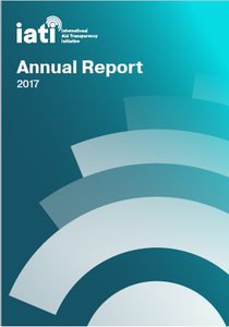 IATI annual report