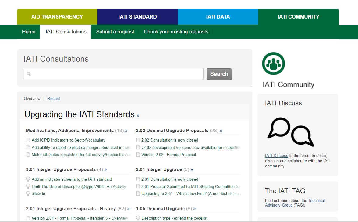 iati-consulations-screen-shot