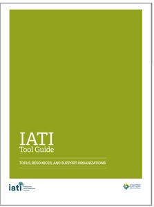 IATI Tool Guide - using the data