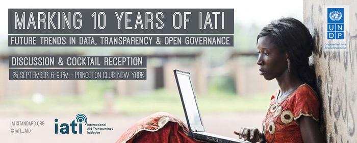 IATI event at UNGA