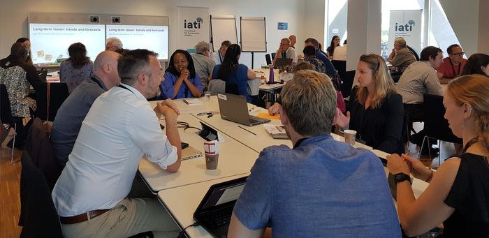 IATI tech vision workshop 2019 3