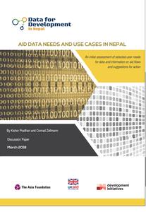 Nepal Aid Data