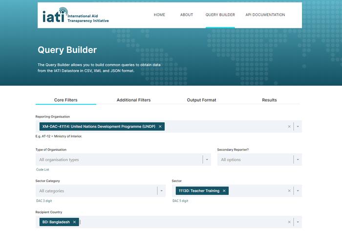 Query Builder 2