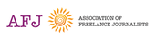 Association of Freelance Journalists logo