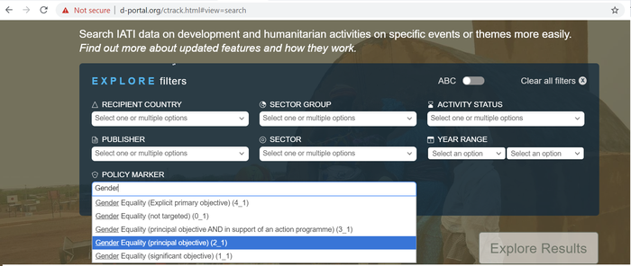 d-portal search gender equality.png