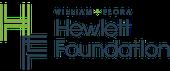 William and Flora Hewlett Foundation logo