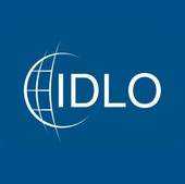 International Development Law Organization (IDLO) logo