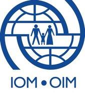 International Organization for Migration (IOM) logo