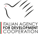 Italy - Agency for Cooperation and Development (AICS) logo