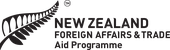 New Zealand - NZAID logo