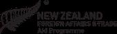 New Zealand - NZAID logo